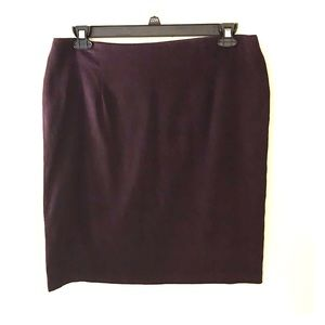 Purple skirt. Size 14